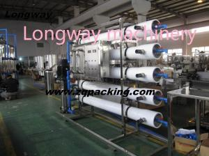 China Mineral water manufacturing equipment / pure water manufacturing equipment on sale