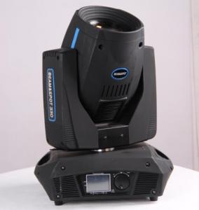 China 15R Beam Spot Moving Head DJ Stage Show Lighting 17 Gobos 7500k on sale