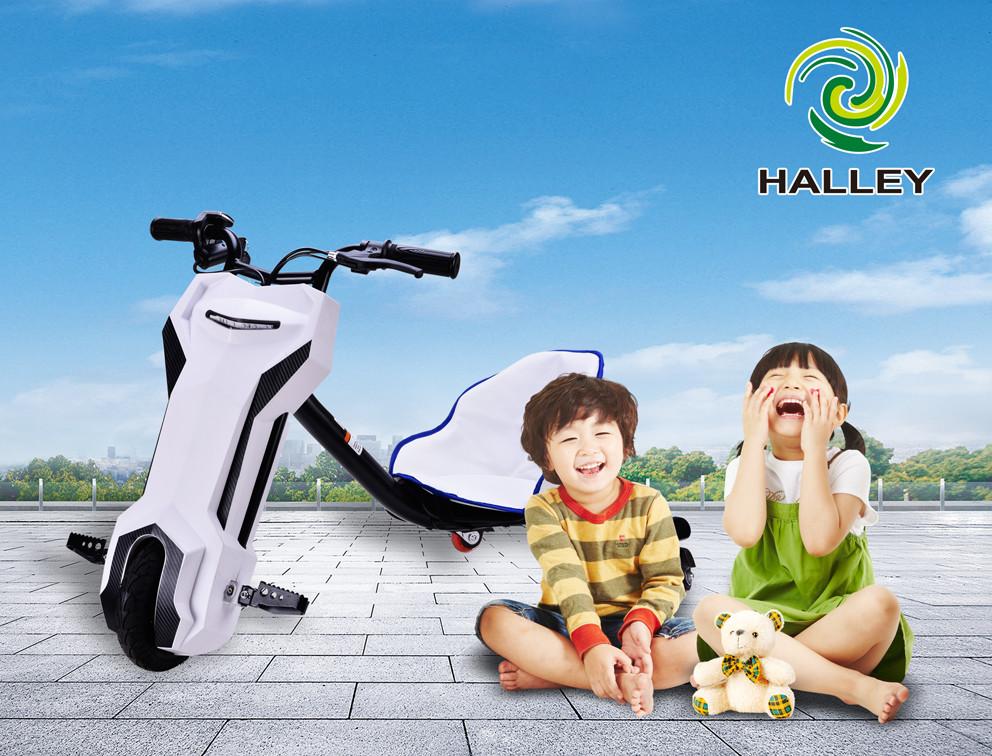 Triciclo eléctrico de la deriva del jinete de 360 poderes con la ...