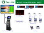 Banco/bonde automático/hospital/juumei sem fio QK001 do sistema de gestão fila das telecomunicações