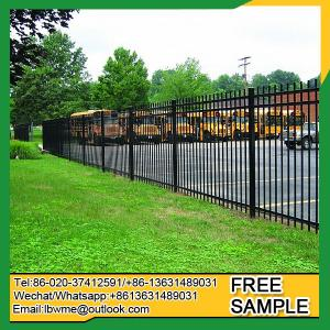 China Augusta decorative fence panel Yonkers ornamental wire mesh fence on sale