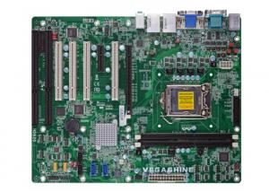 China LGA 1150 Socket CPU ATX ISA Slot mainboard Support 4th Generation Intel® Core™CPU on sale