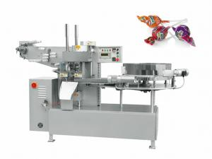 China Automatic Ball Lollipop Bunch Twist Plastic Wrapping Machine For Sale on sale
