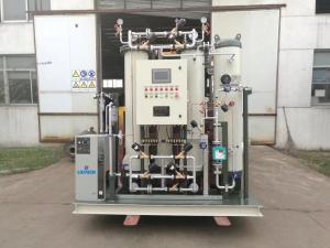 China Industrial Nitrogen Gas Generator / Portable Nitrogen Generation Package on sale