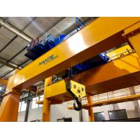 32t-12/15/18m Double Girder Electric Hoist Winch Trolley for Chemical Industry