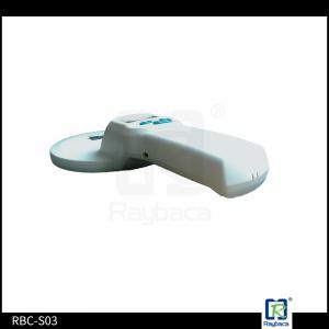 China Wireless Identification Handheld RFID Reader Animal ID Scanner 134.2KHz on sale