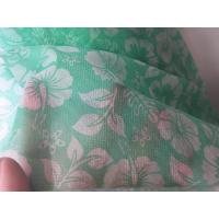 China Customized Printing PP Non Woven Fabric Anti Static For Face Mask / Home Textile on sale