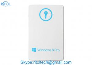 China Product Key Os Windows 8.1 64 Bit , Activate Windows 8.1 Pro Product Key on sale