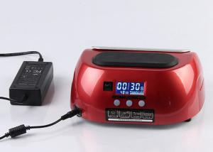 China Professional 48W LED Light Nail Dryer Sunlight Rechargeable Dual Hand on sale