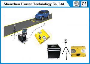 China UNIQSCAN Manufacturer LPR Software Under Vehicle Inspection System Scanner For Under Car Bomb Detector UV300-M on sale