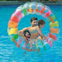 Outdoor Inflatable Water Wheel Water Floating Toys Water infalatable Toys for Swimming Pool & Beach