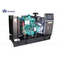 Low Price 10 - 30 kVA Diesel Engine Generator With 4 Stroke , Water Cooled Used for House