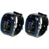 163dBm 850MHz / 900MHz Wrist Watch Gps Personal Tracker