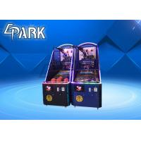 Coin Operated Arcade Basketball Game Machine  or 1 to 2 Player 100W