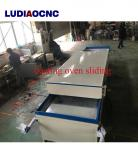 Cheap price PVC film vacuum hot membrane press machine for Wood cabinet door making