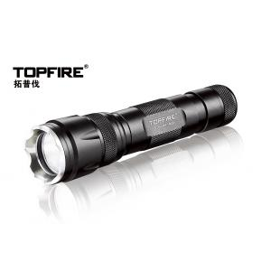 China Rechargeable LED Flashlight With Cree-XML-T6 Light And 500lm Luminous flux- JE40 on sale
