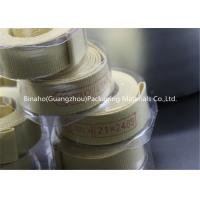 Long Service Life Garniture Kevlar Fabric Tape For Tobacco / Cigarette Machine