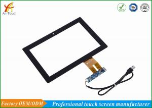 China Multi Touch Capacitive Touch Panel 10.1 Inch Operating Systems Strong Compatibility on sale