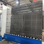 High Efficiency Automatic Insulating Glass Machine LBW2200PB For 2200m Glass
