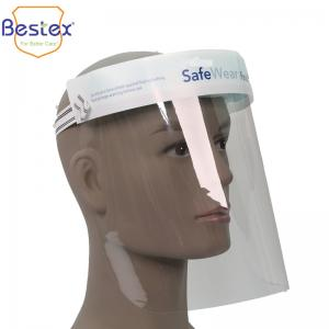 China Anti Saliva Disposable Face Shield on sale