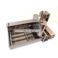 China New design four-row mini automatic donut making machine, small household electric doughnut maker machine on sale