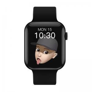 China 190mAh HW12Pro Apple IWO 6 Smartwatch With Blood Oxygen Sensor SC7A20 on sale