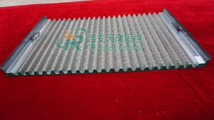 China Gas Drilling Shale Shaker Screen Special Pyramind 12.6kg With 2 - 3 Layers on sale