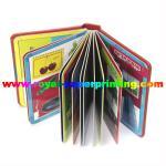 多彩なハードカバーの児童図書/exerciesは印刷予約しましたり/教科書の