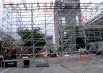 Sistemas al aire libre 52×76 del braguero del tejado de la etapa de la espita del concierto de la exposición