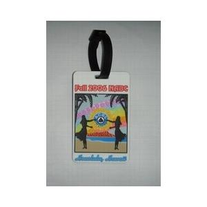 China factory direct selling pvc handbag tag on sale