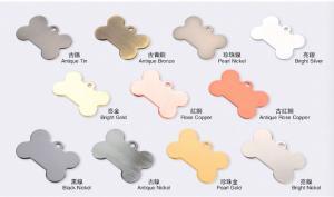 China Custom epoxy metal badge on sale