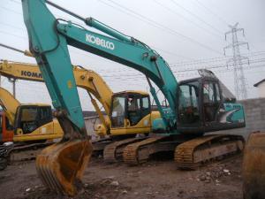 used Kobelco SK200-7 excavator SK200-7 kobelco excavator for sale