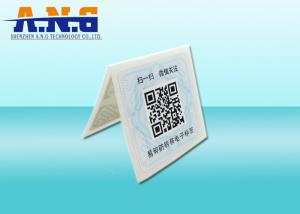 China Iso18000 Alien H3 Paper Passive Uhf Rfid Tag Label For Assets Tracking on sale