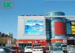 RGB SMD3535 led advertising billboards 320mm x160mm module size 40000 dots/sqm