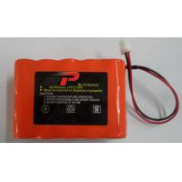 12V 600mAh aa nicd battery , ni cd rechargeable batteries KS KFI Emergency lighting