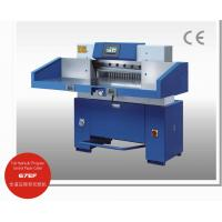 Digital Printing / Graphic Express Printing Unit Hydraulic Paper Cutting Machine