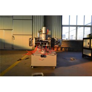 China High Speed Semi Automatic Blow Moulding Machine  , Hydraulic Plastic Moulding Machinery on sale