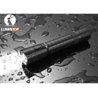 LED Rechargeable Super Bright Flashlight , Edc21 Powerful Rechargeable Torch Light