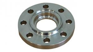 China Socket Weld Flange Metal Processing Machinery Parts High Precision on sale