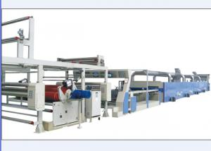 China Textile Finishing Machine Hot Air Stenter MachineLow Tension Working Width 3600mm on sale