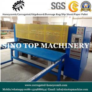 China STM 2000A honeycomb board slitter machine for long or small rod and strips on sale