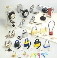 China Aluminum Key Blanks/Padlocks/Safe Locks/Gun Locks on sale