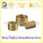 Customized Self-lubricating Bronze Bushing Thin Wall Bearing Copper Bushing Sleeve Type