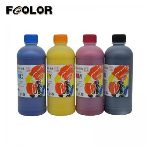 China FCOLOR Label Printing Pigment Ink For Epson TM-C3520 Label Printer on sale