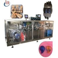 China plastic ampoule chili paste packing machine on sale