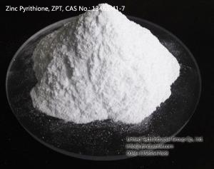 China Zinc Pyrithione (ZPT) CAS No.: 13463-41-7 M.F.: C10H8N2O2S2Zn Anti-bacterial chemical on sale