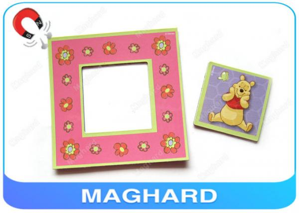 Disney Winnie The Pooh Fridge Magnet Photo Frame 5 x 5 inch for ...