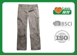 China Professional Quick Dry Travel Pants Windbreak OEM / ODM Welcome on sale