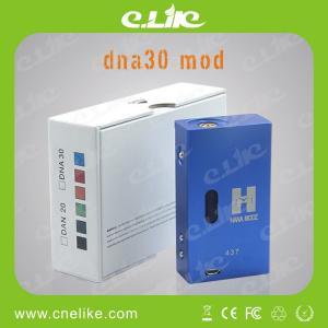 China Popular E-cigarette DNA30 Mod suit bbtank t1 Vaporizer Pen on sale