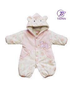 f6797dea4fdd Warm Children Garments Cotton Winter Newborn Baby Romper Suits ...